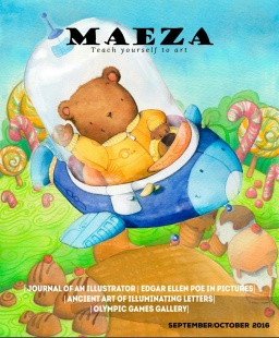 Maeza's Sept/Oct Issue No.14#